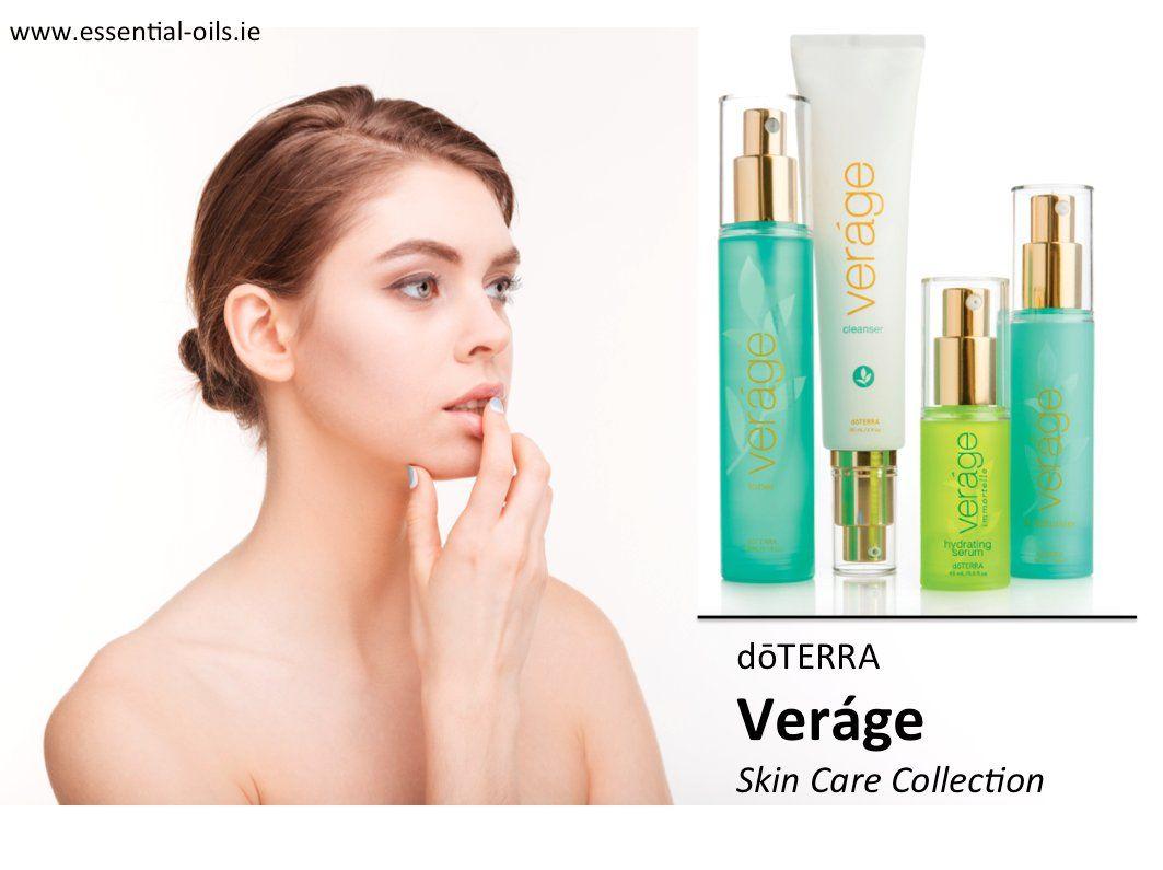 Doterra Verage Skin Care Collection Essential Oil Skin Care Essential Oils For Skin Oils For Skin