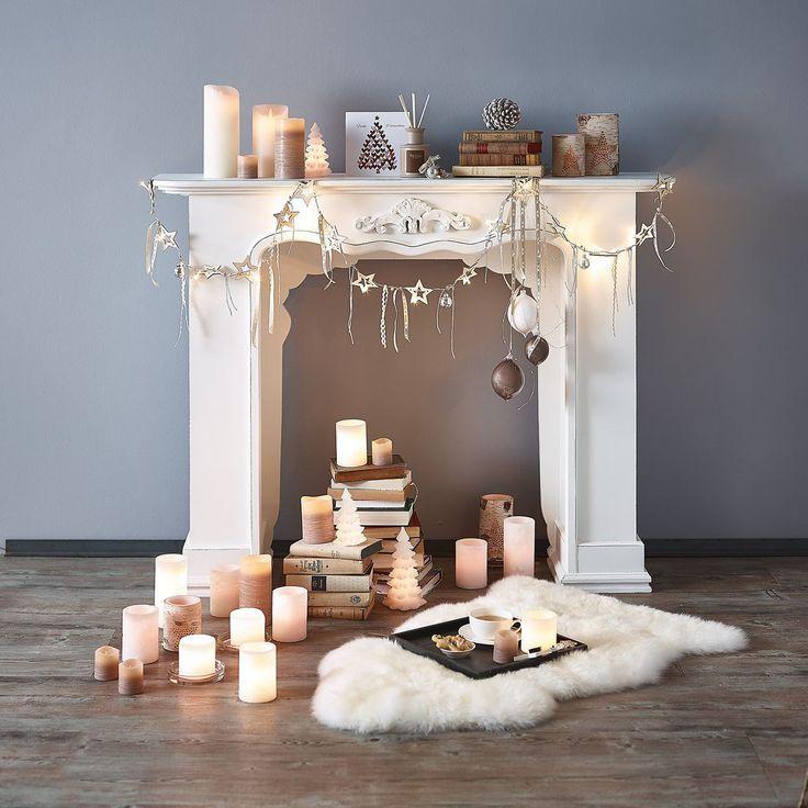 Kaminkonsole Für Weihnachten Selber Bauen