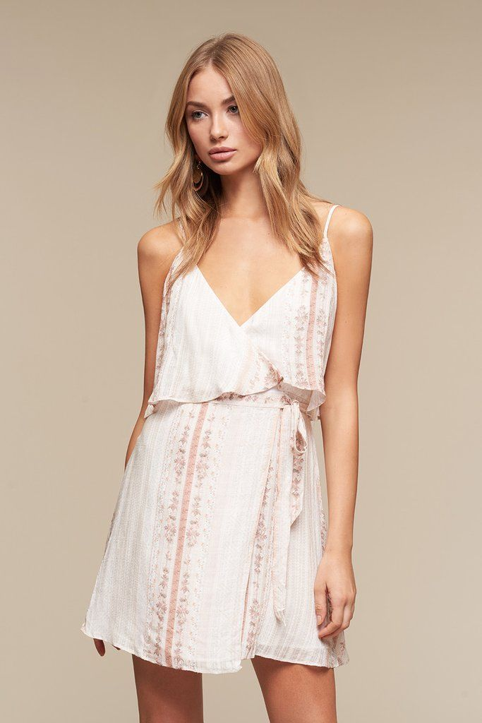 968095086fc The Jetset Diaries Halcyon Mini    wrap summer dress