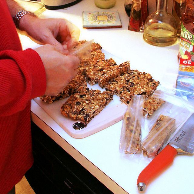 Low-Fat Fitness Energy Bars | Flickr - Photo Sharing!