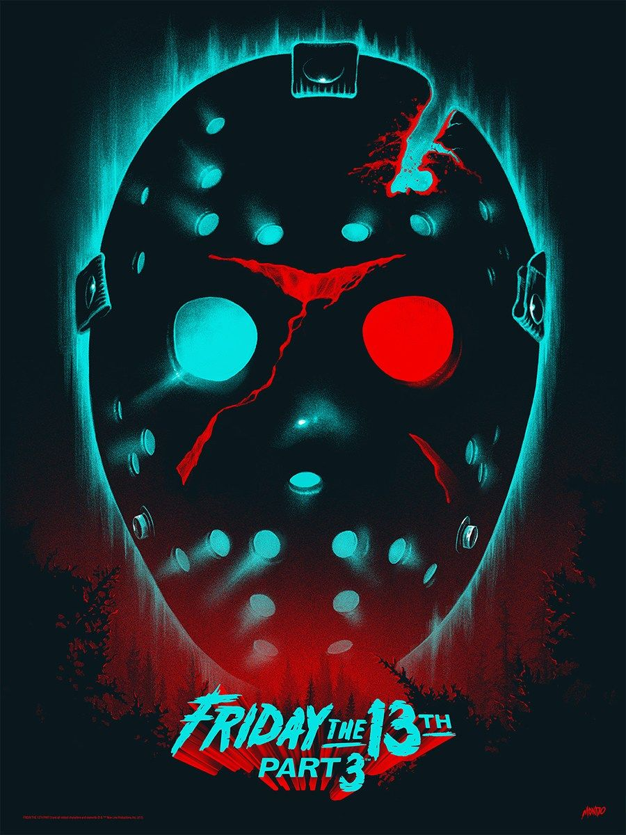Friday The 13th Part Iii 1982 Hd Wallpaper From Gallsource Com