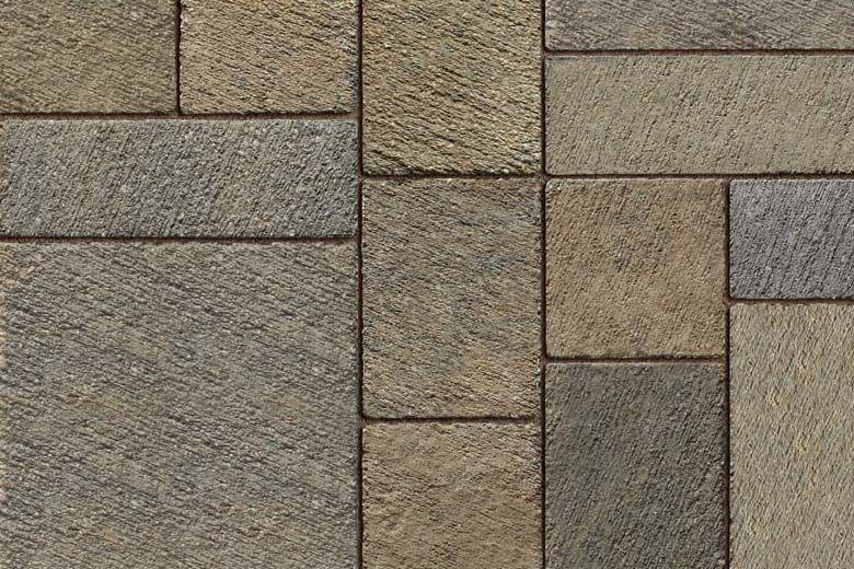 il campo unilock tile patterns