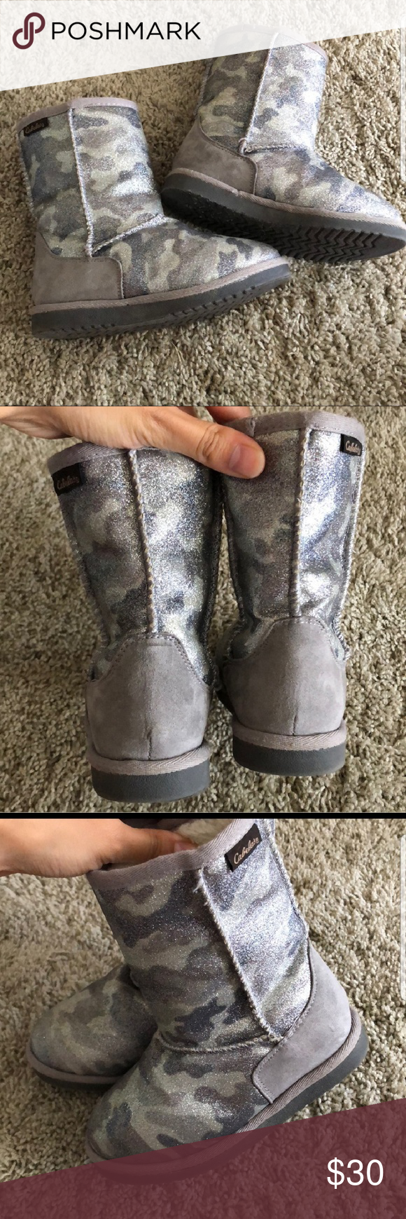 Kids: Cabela's Camouflage Boots | Boots