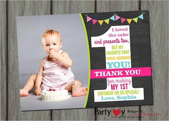 thank you cards for kids birthdays awesome 21 birthday
