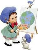 Image detail for -Ruth Morehead e suas lindas crianças   Imagens para Decoupage