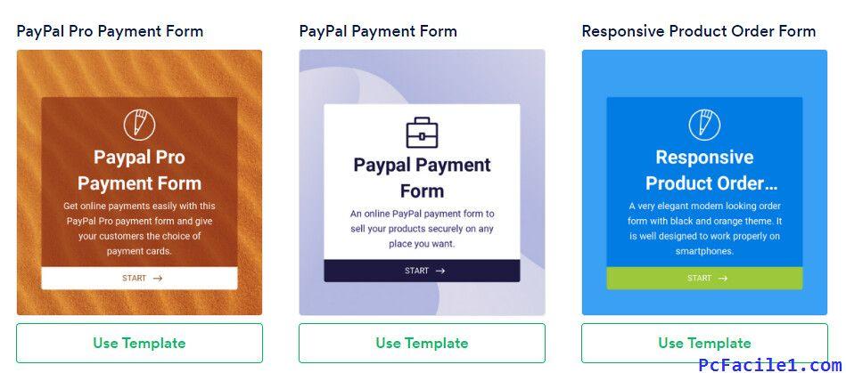إنشاء نموذج لاستقبال الأموال على باي بال بدون إعادة توجيه Chart Bar Chart Online Payment