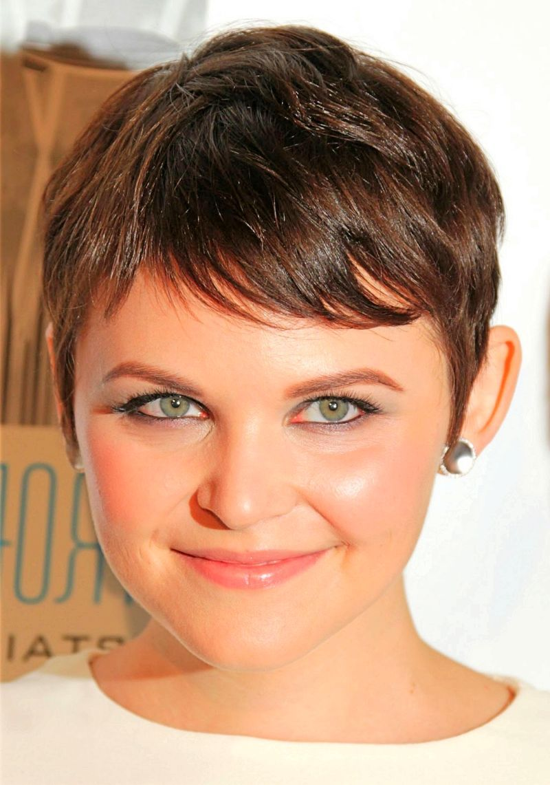 Cute Pixie Haircuts For Fat Girls Google Search Makeup And