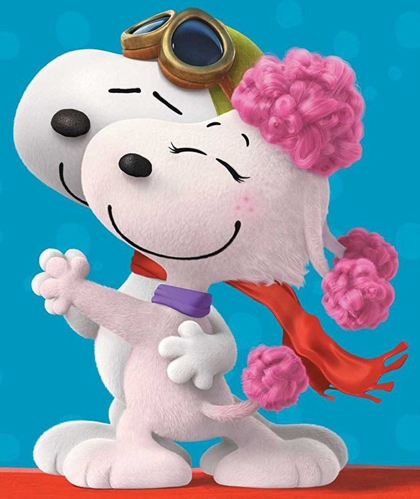 Snoopy Dancing With Fifi by BradSnoopy97 on DeviantArt | PEANUTS ...