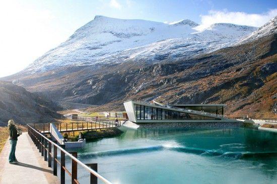 National Tourist Route Trollstigen by Reiulf Ramstad Arkitekter - I Like Architecture