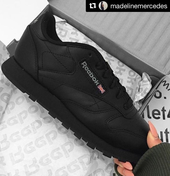 repost @madelinemercedes Reebok Classic Leather l Artikel ID