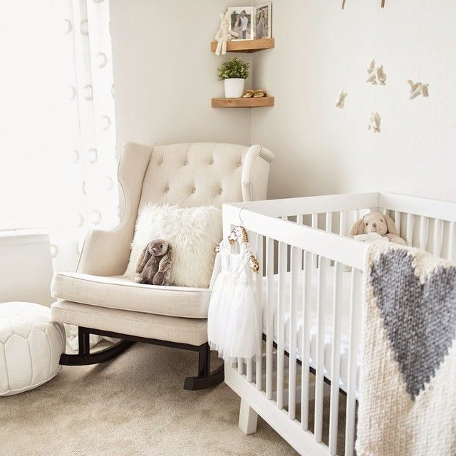 Simple Decorating Girl Nursery Design: Posted Pictures Of Jolie's Bunny Themed Nursery On My Blog