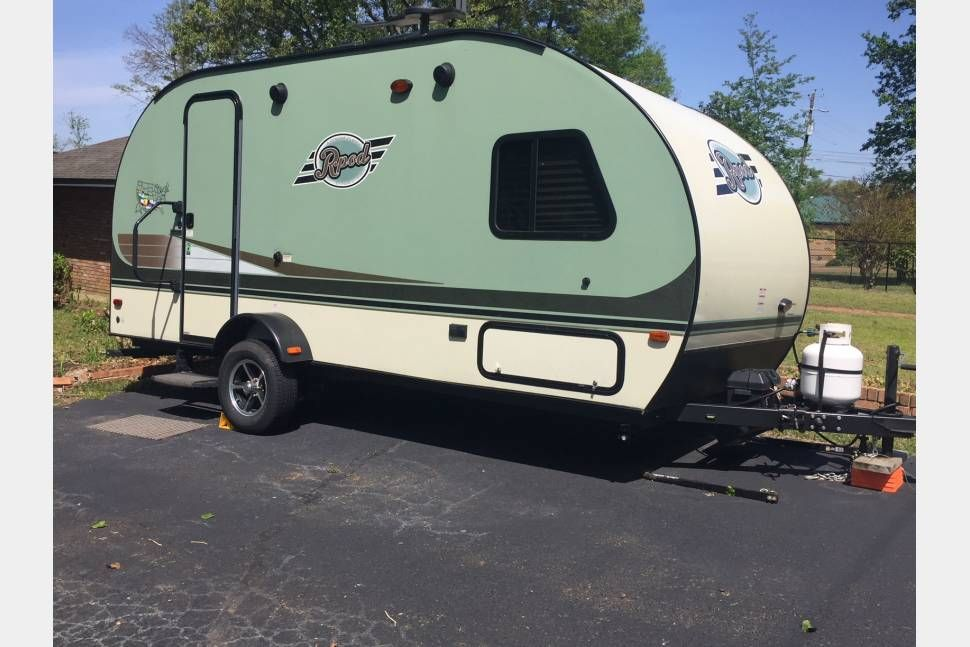Top Rated Travel Trailer Rental Starting at 95/night in