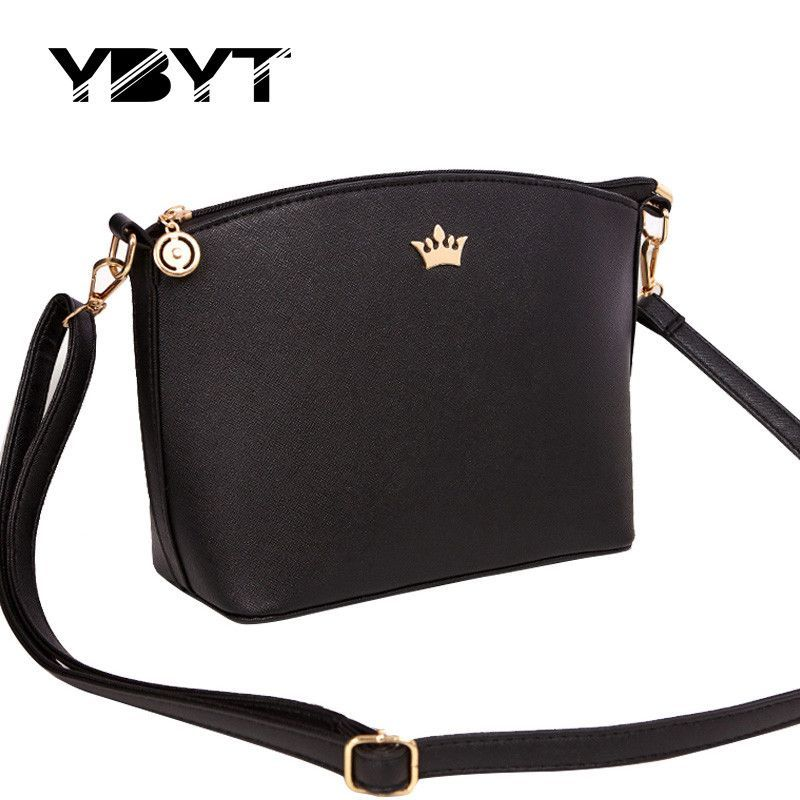 casual small imperial crown candy color handbags new fashion clutches ladies party purse women crossbody shoulder messenger bags #Happy4Sales #YLEY