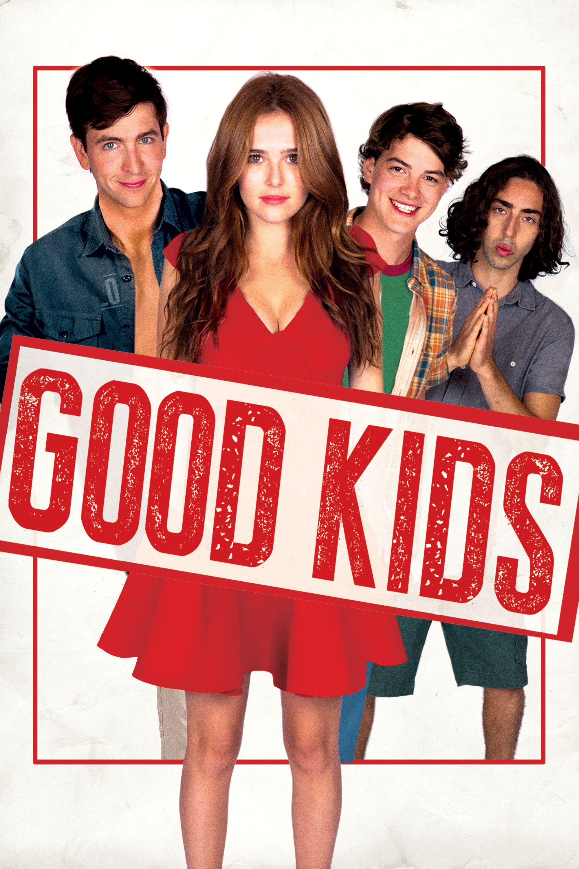 Good Kids Movie Poster Nicholas Braun Zoey Deutch Ashley Judd