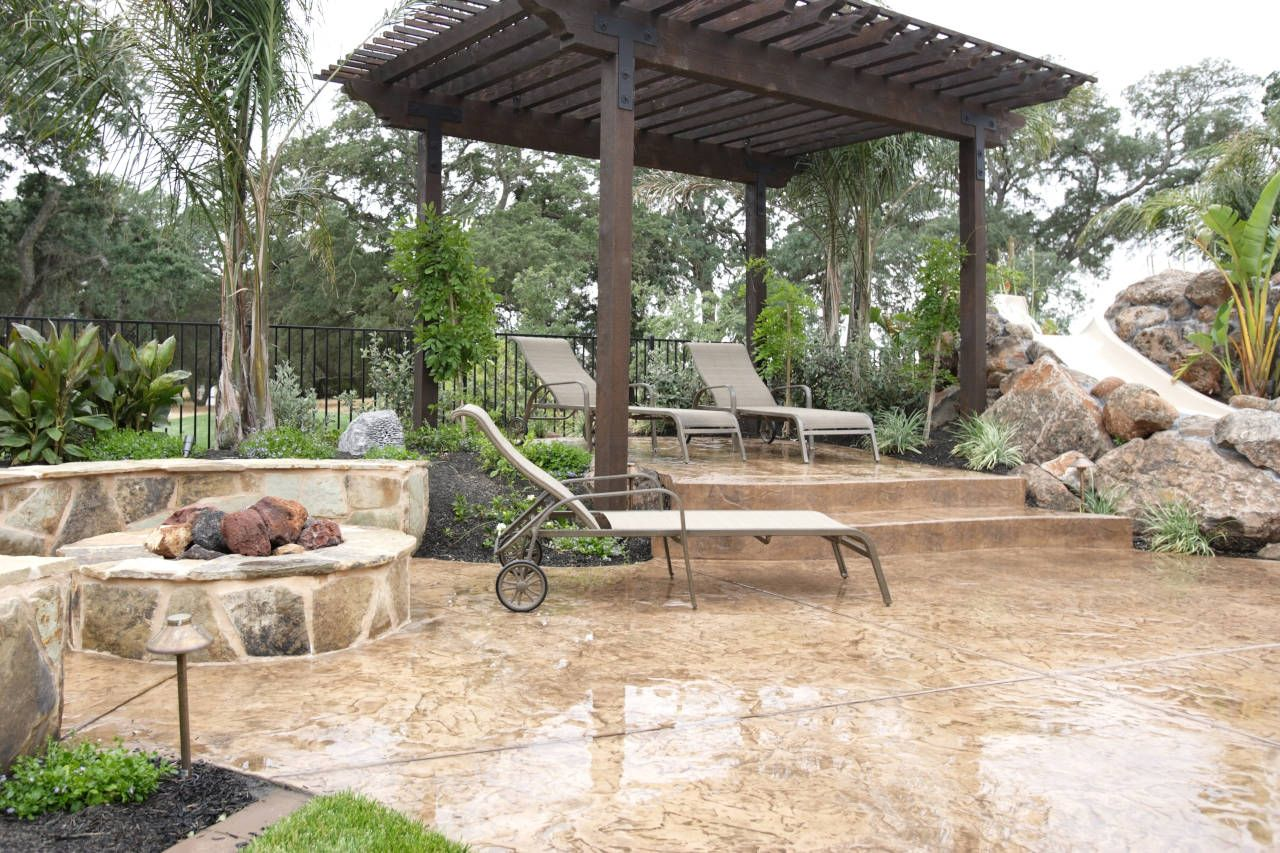 Cost to install a concrete patio 2020 price calculator