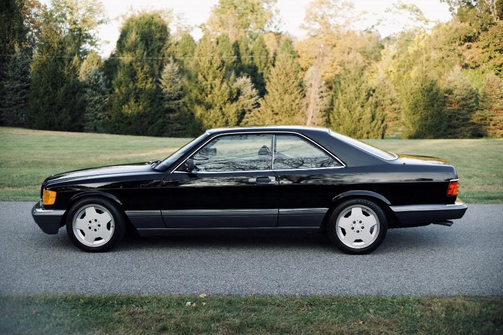 1989 Mercedes Benz 560sec Mercedes Benz Benz Mercedes