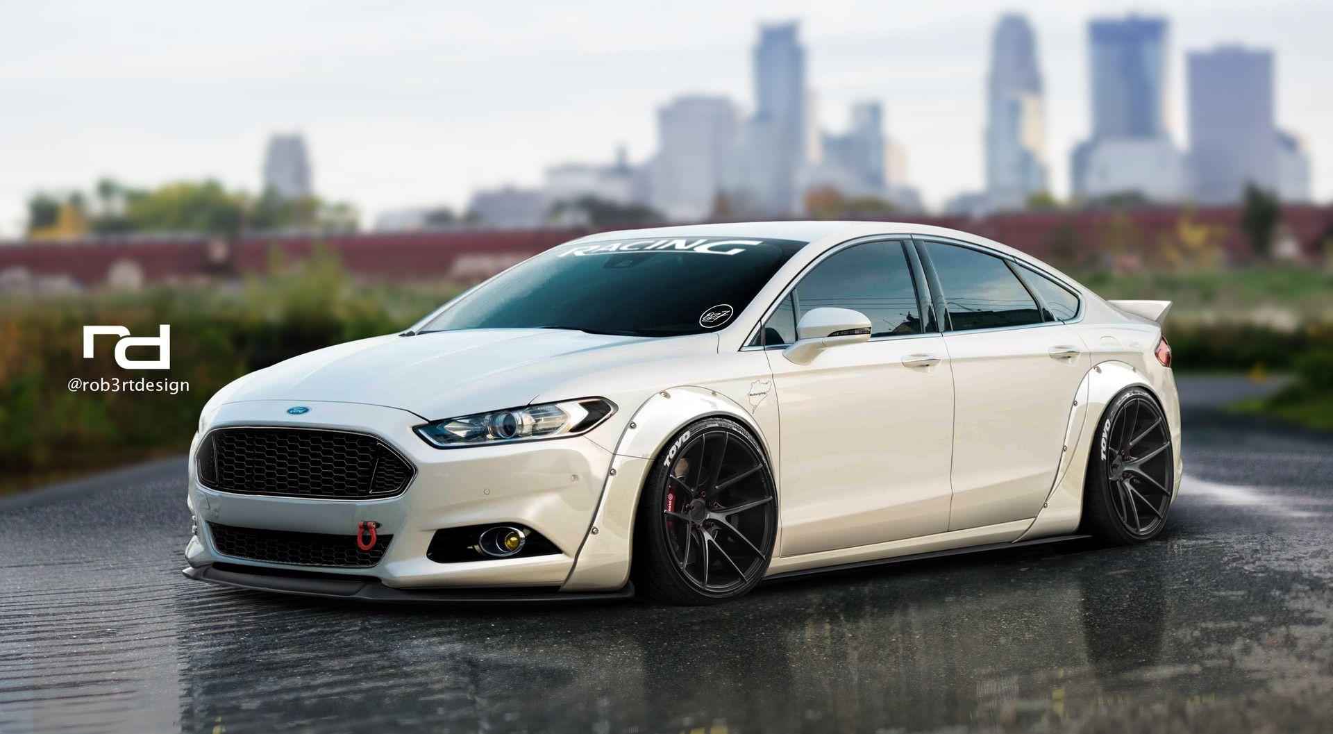 Ola Amigos Segue Meu Mais Novo Projeto Ford Fusion Rocket Bunny