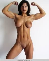 Naked sexy muscle girls videos