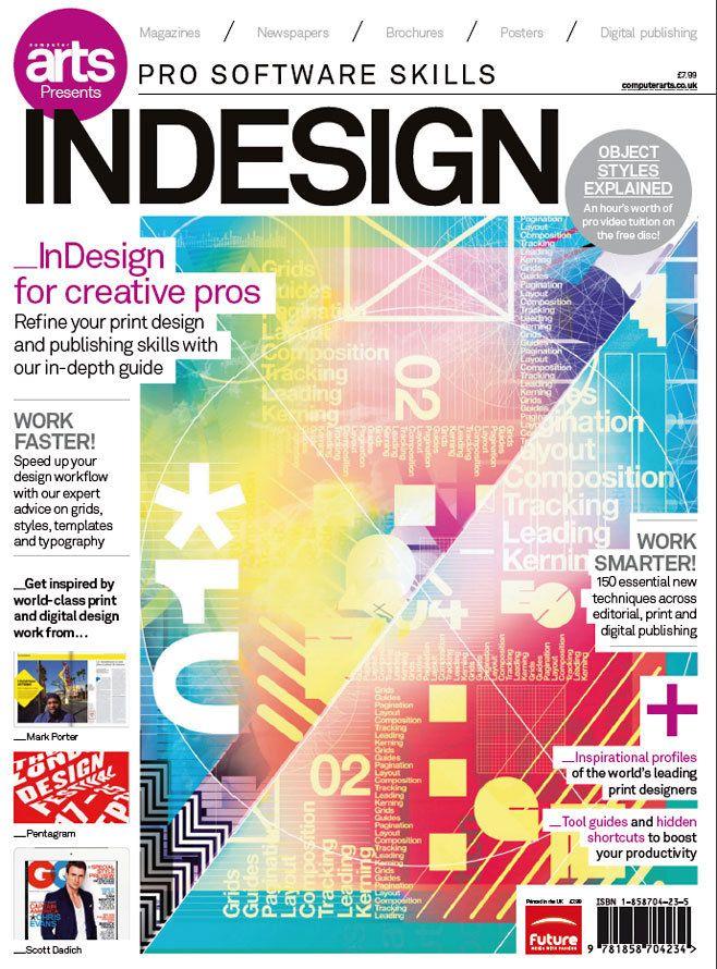 Computer Arts Presents Pro Software Skills In Design is a 116 - software skills