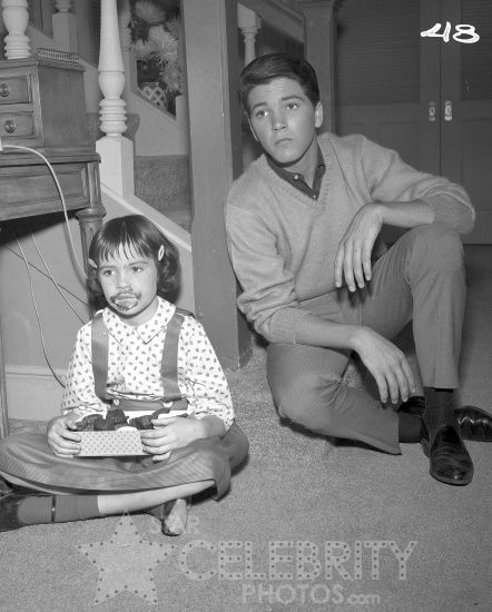 Photo of Paul Peterson & his  Son  Patty Petersen