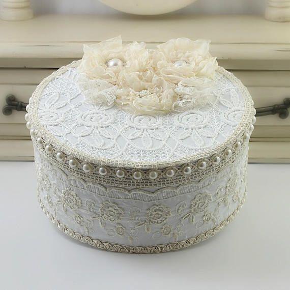 Wedding Keepsake Box Wedding Gift Box Large Keepsake Box | Hand made ...