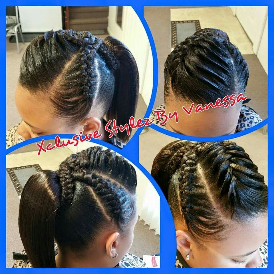 hairstyle | hairstyles | natural hair styles, braided