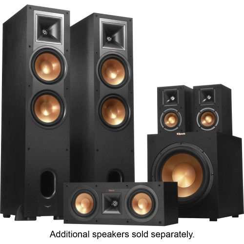 Klipsch - Reference Dual 8