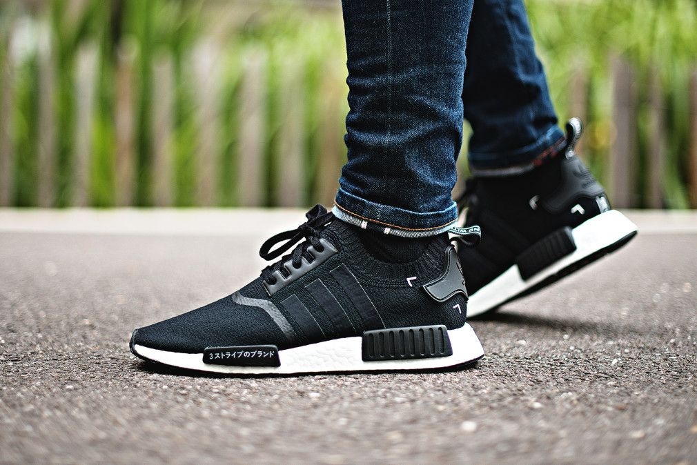 adidas nmd_r1 primeknit core black white adidas ultra boost triple black mens jeans