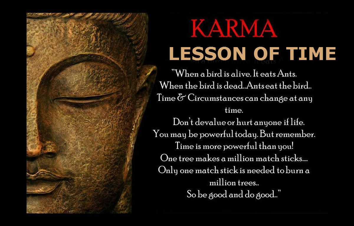 12 Laws Of Karma That Will Change Your Life Law Of Karma Karma Quotes 12 Laws Of Karma