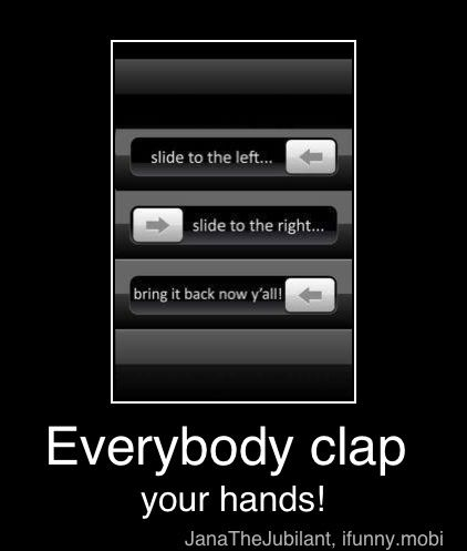 Everybody clap your hands!