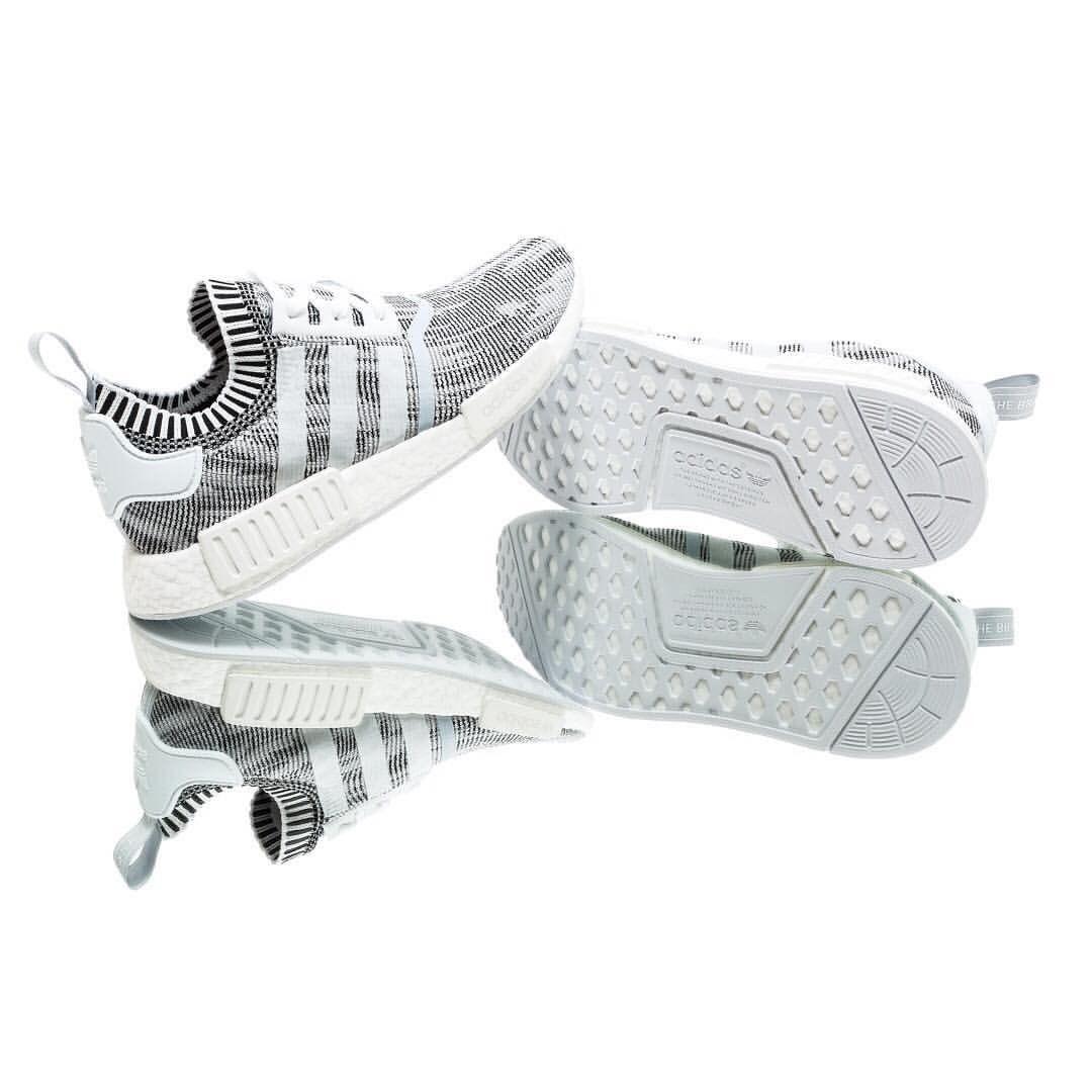 4ead740e7bda8 Adidas NMD Runner Primeknit Oreo  sneakers  sneakernews  StreetStyle  Kicks   adidas