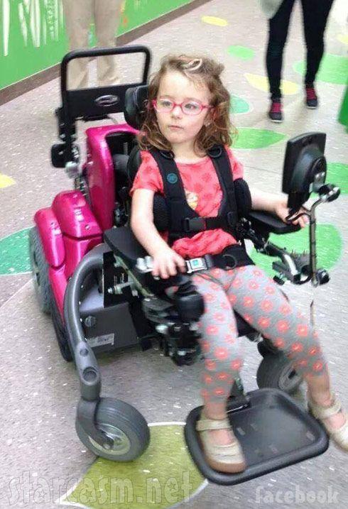 Photo Leah Calvert S Daughter Ali Gets A New Pink