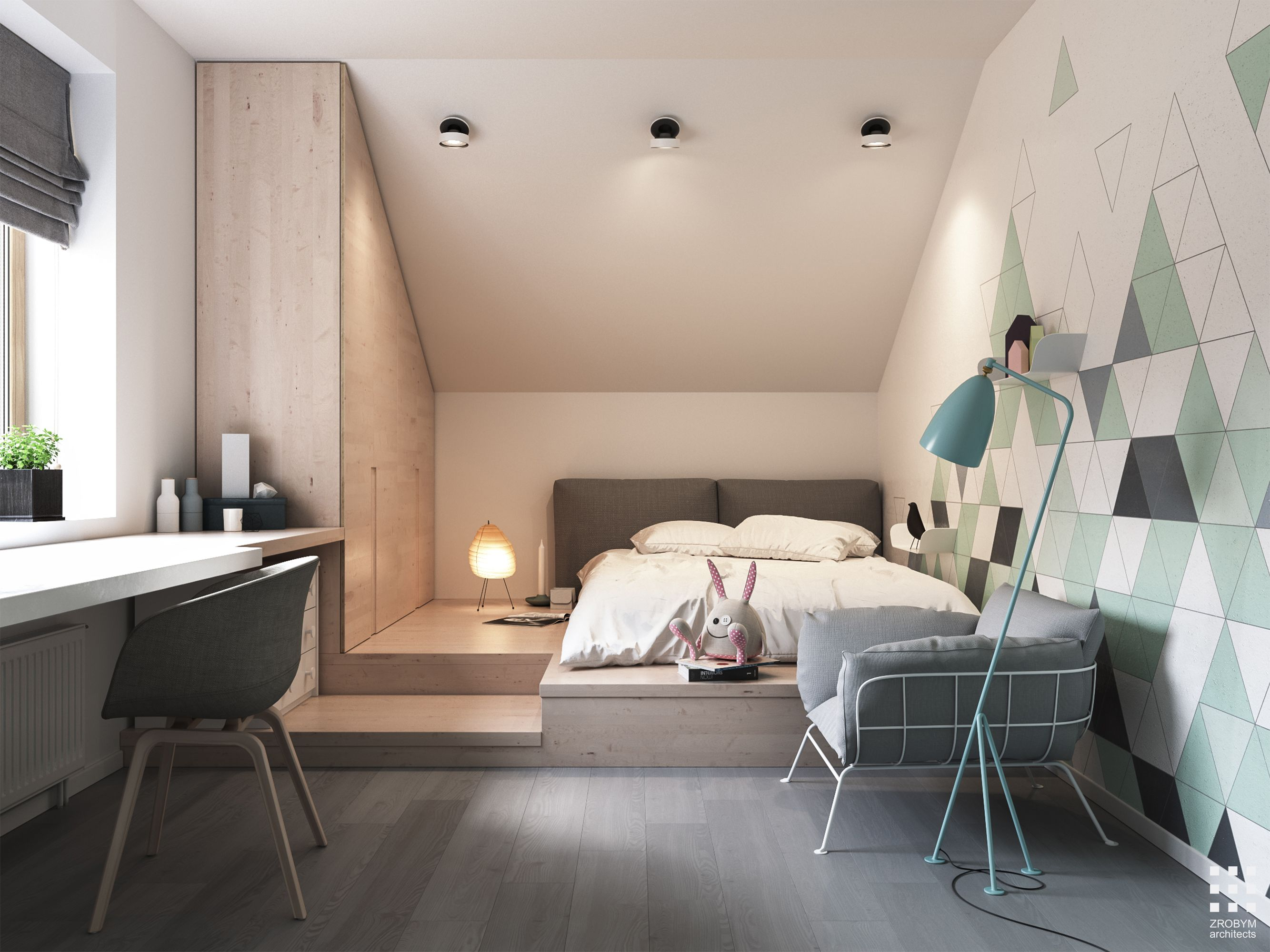 Bedroom Design Online Showcase And Discover Creative Work On The World's Leading Online