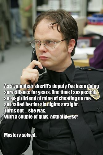 Dwight Schrute Anti-Ladies Man \/The Office \/ #TheOffice Thatu0027s - dwight schrute resume