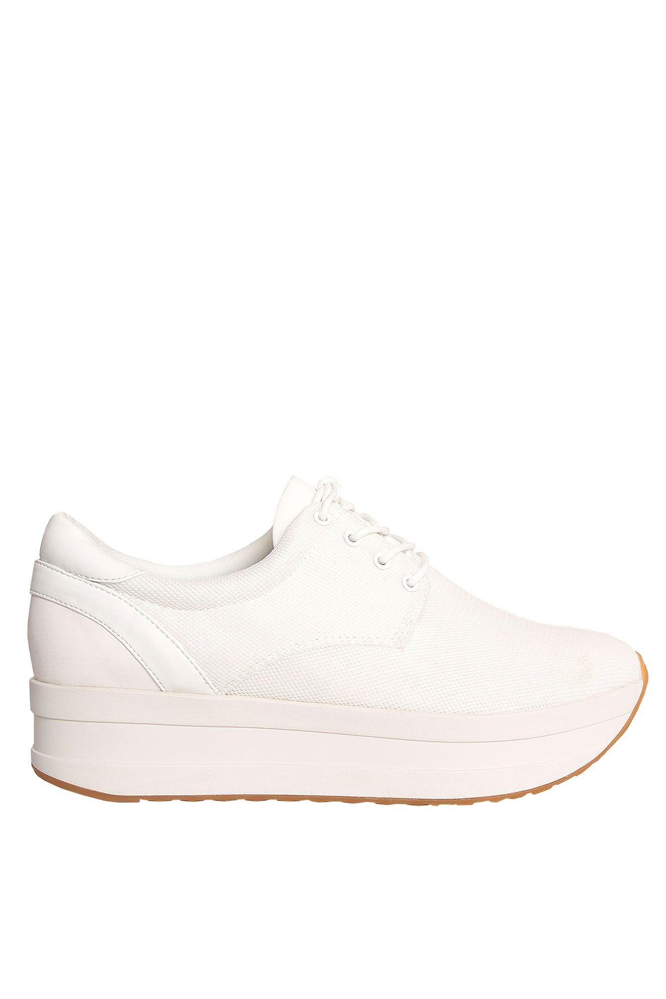 660ea81b0758ff Sneakers plataforma blanco Casey by Vagabond - Zapatillas - Calzado ...