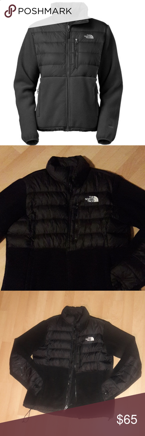 954ac2afa6 The North Face Denali down jacket Great shape North Face Jacket. The jacket  is light weight but surprising warm. Its very stylish and has the extra  detail ...