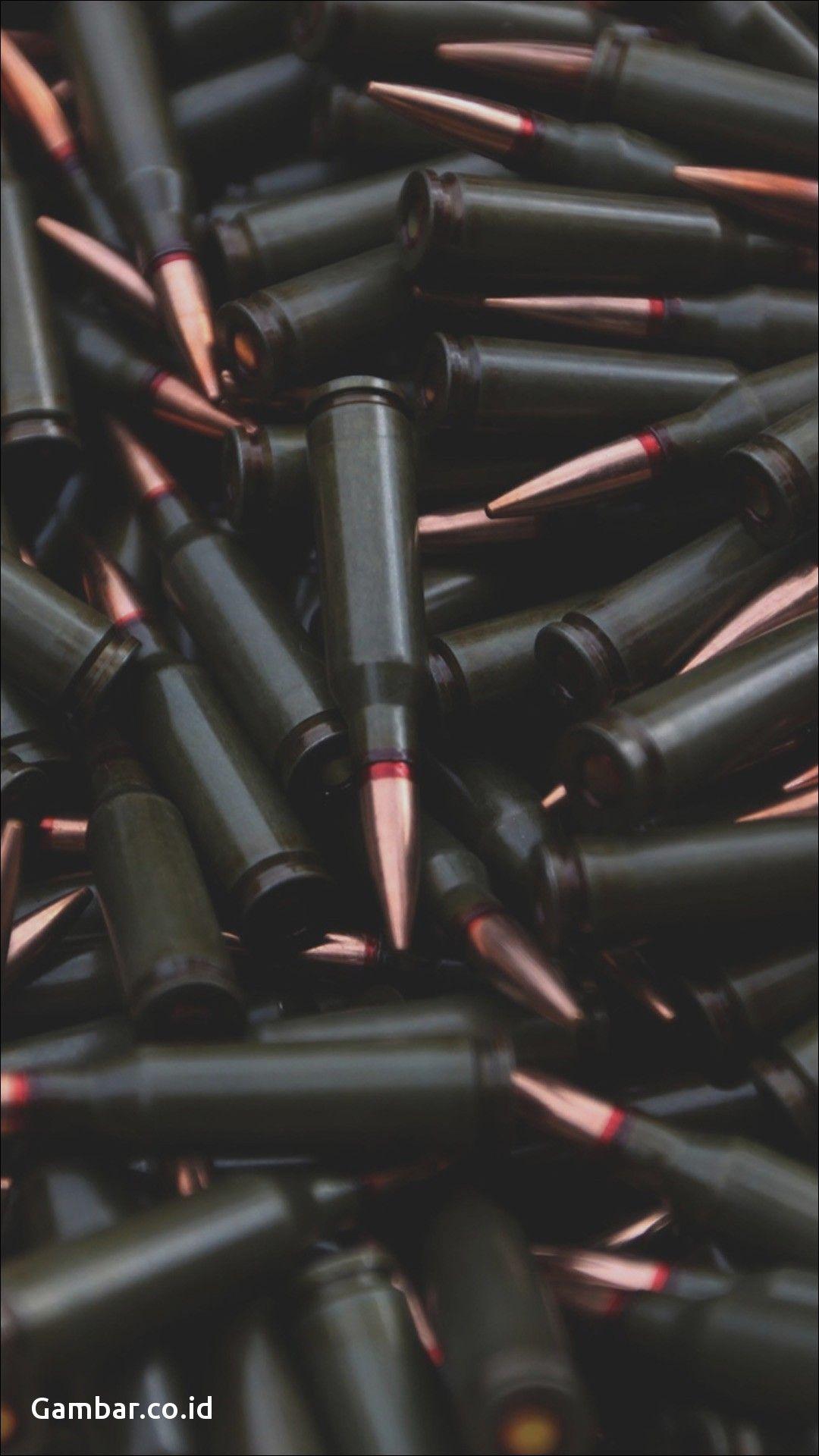 Wallpaper Iphone Army Military Bullet Stack Iphone 7 Wallpaper Peluru Senjata Api Senapan