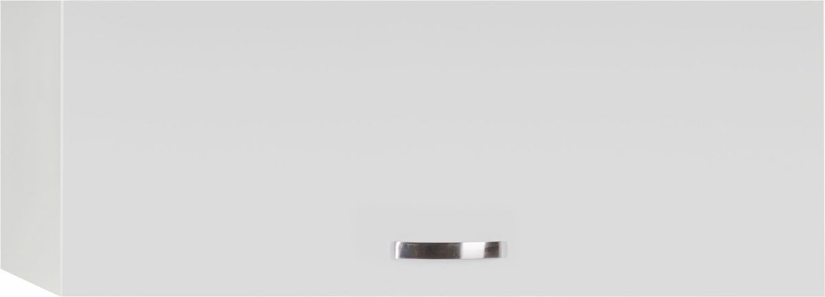 OPTIFIT Klapphängeschrank »Cara« weiß, Weiß/Weiß, Soft-Close