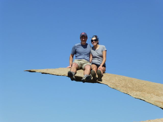 Don T Miss The Potato Chip Rock Hike When In San Diego Potato Chip Rock Potato Chips San Diego Travel