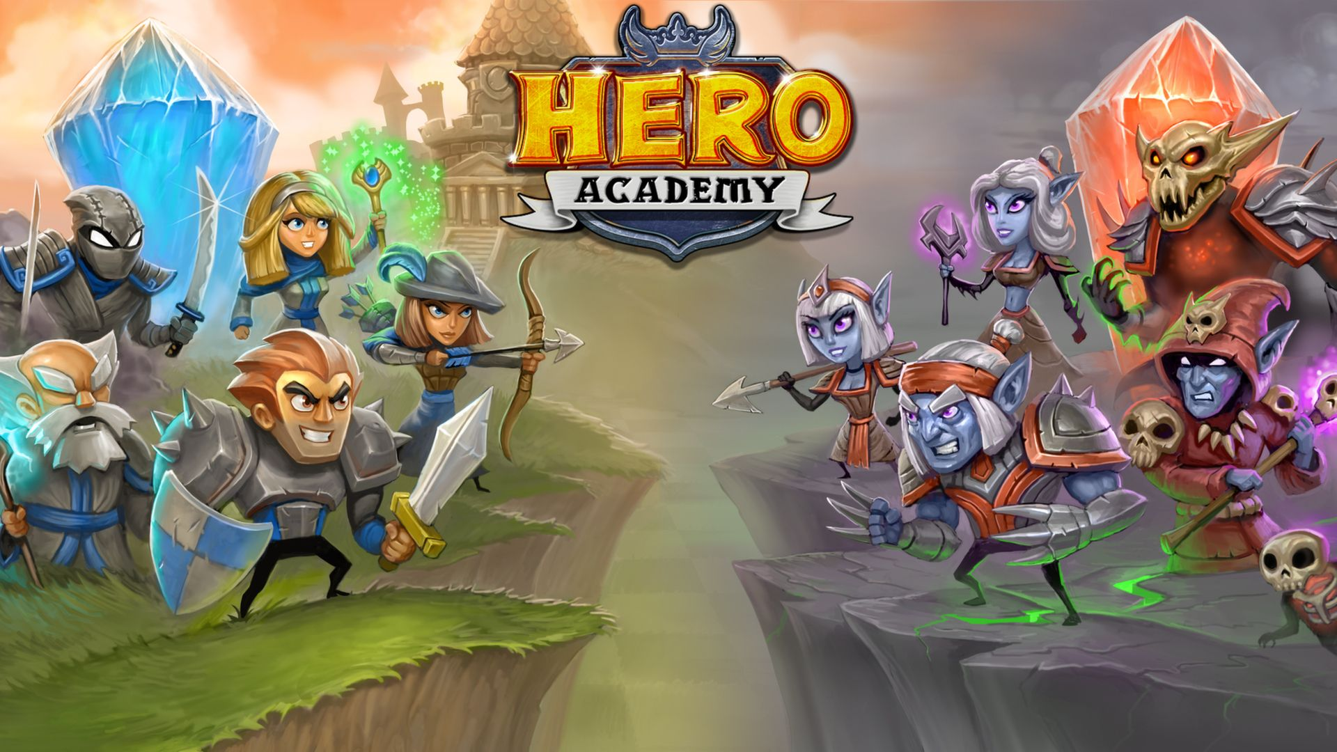 Hero Academy on Steam Game download free, Pc games