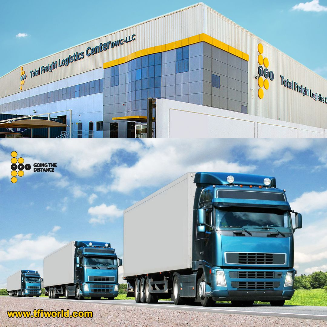 Total Freight International (TFI), one of the leading