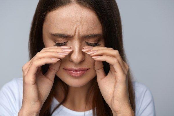 Глазное давление - симптомы, лечение и нормальные значения