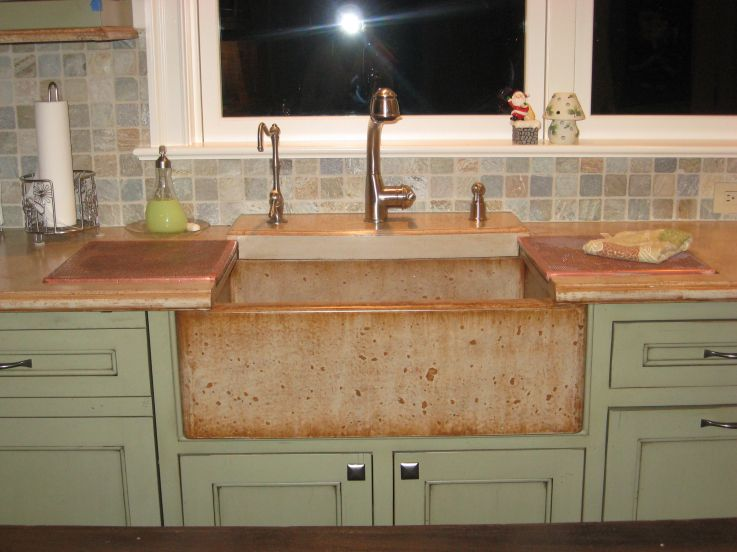 Concrete Countertops Why They Might Be Right For You Kitchen Remodel Concrete Countertops Countertops