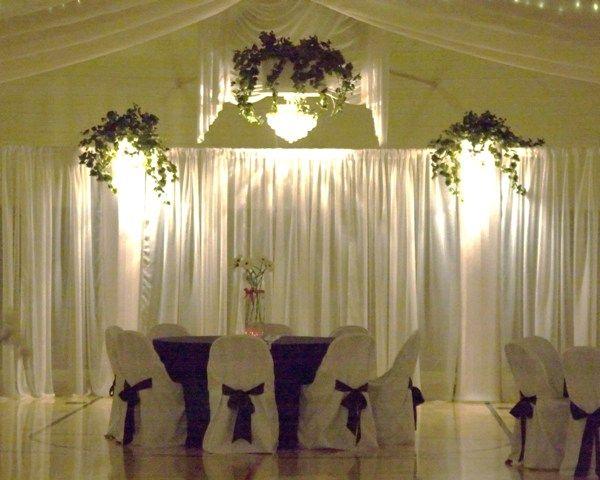 Mormon Wedding Reception Ideas Solution To The Lds Cultural Or Gymnasium W Wedding Reception Decorations Lights Wedding Reception Hall Lds Weddings Reception