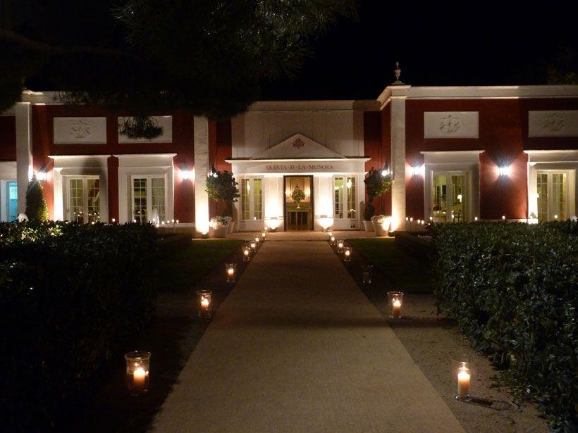 La Quinta de La Muñoza, un lugar único y solidario para la celebración de bodas, eventos corporativos y fiestas privadas.