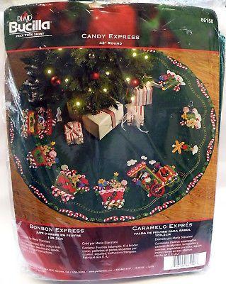 Other Hand Embroidery Kits 28142 Bucilla 86158 Bonbon Express Train