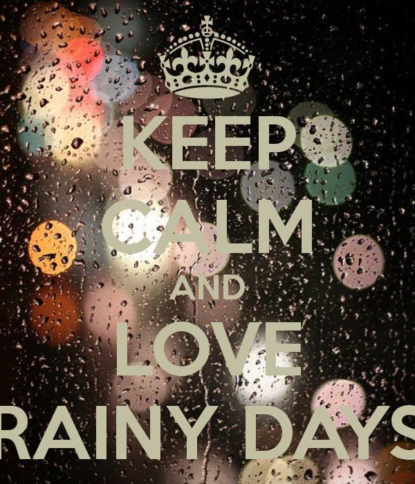 I Love Rainy Days: Rainy Day Quotes - Google Search