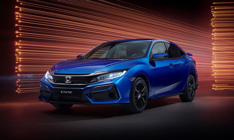 El Honda Civic recibe más equipamiento, cambios estéticos