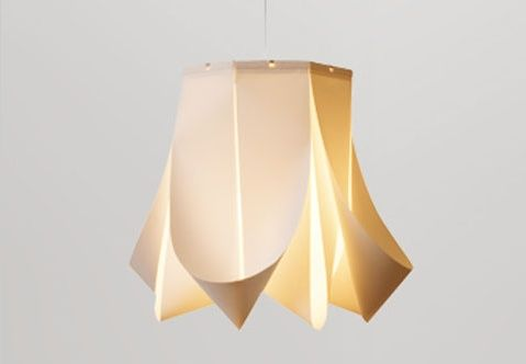 Beautiful dining-room chandelier designet by Vogt + Weizenegger for Elmar Flototto