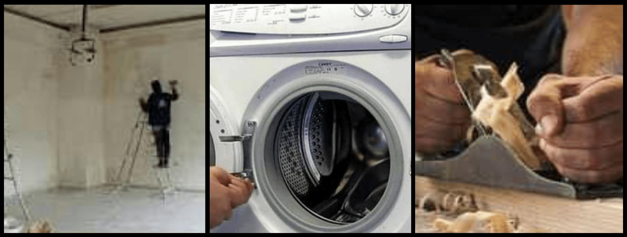 عمال كل يوم بيومو انقطعت أرزاقهم فمن يعوضهم Laundry Machine Washing Machine Home Appliances